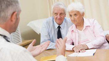 Terveydenhuollon haasteet kasvavat alati, kun väestö ikääntyy.
