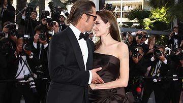Brad Pitt ja Angelina Jolie ovat kuuma pari sekä tosielämässä että valkokankaalla.