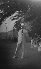 Nuori Jorma Multanen Gibraltarilla -37