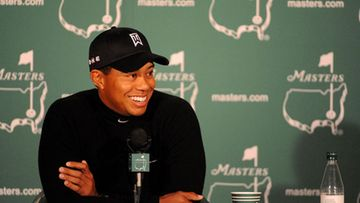 Tiger Woods, kuva: Harry How / Getty