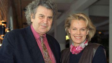 Mikis ja Arja vuonna 1993.