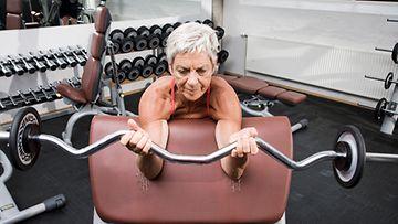 Vahvat lihakset pitävät ryhdin suorana ja tasapainon hyvänä myös iän karttuessa.
