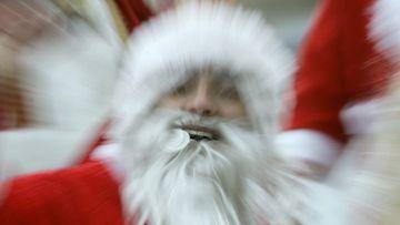 Aiheuttiko joulupukki pettymyksen käytöksellään?