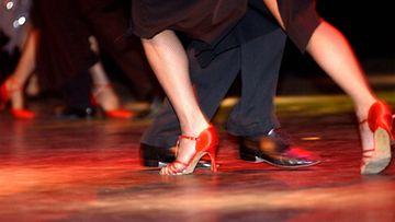 Tanssiessa jumpataan pohjelihasten lisäksi myös aivonystyröitä.