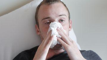 Usein toistuva flunssa kielii huonoista elämäntavoista.