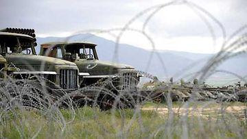 Sota on Afganistanissa läsnä kaikkialla.