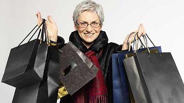Yli 50-vuotiaat ovat tänä päivänä merkittävä kuluttajaryhmä.