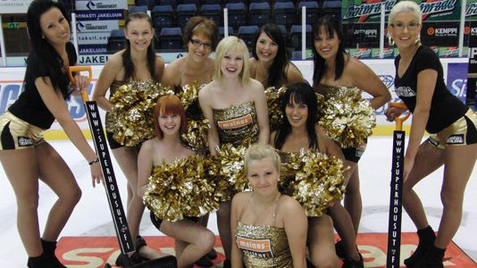 Kärpät Cheerleaders