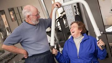 Hyvin hoidettu nivelrikkokipu ei estä liikkumista ja aktiivista elämää.