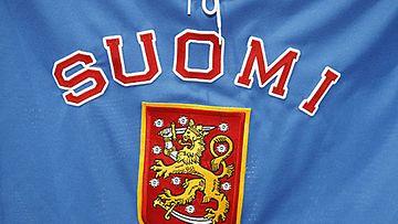 Suomen leijonavaakuna, kuva: Martti Kainulainen/Lehtikuva