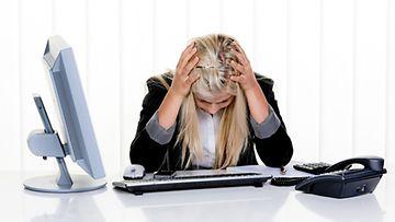 Nykyajan tiivis ja stressaava työtahti heijastuu jo nuorilla huonona ryhtinä.
