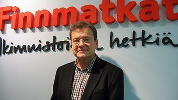 Antti Heikkilä luennoi yksityistilaisuudessa marraskuun puolivälissä Studio55.fin kilpailuvoittajille.