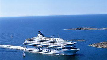 Silja Line on tänäkin kesänä Muumin virallinen laivayhtiö.