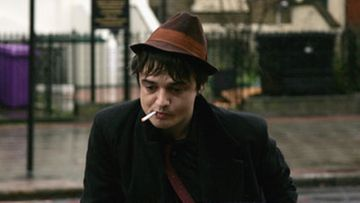 Pete Doherty kuvattuna 17.1.2007 (Kuva: Gareth Cattermole / Getty Images)