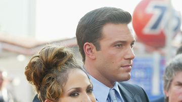 Ben Affleck ja Jennifer Lopez. (Kuva:  Kevin Winter/Getty Images)