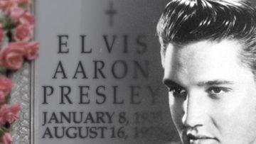 Elvis Aaron Presley (1935–1977). Kuva: AP Graphics Bank 2007