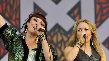 PMMP-yhtye: Mira ja Paula