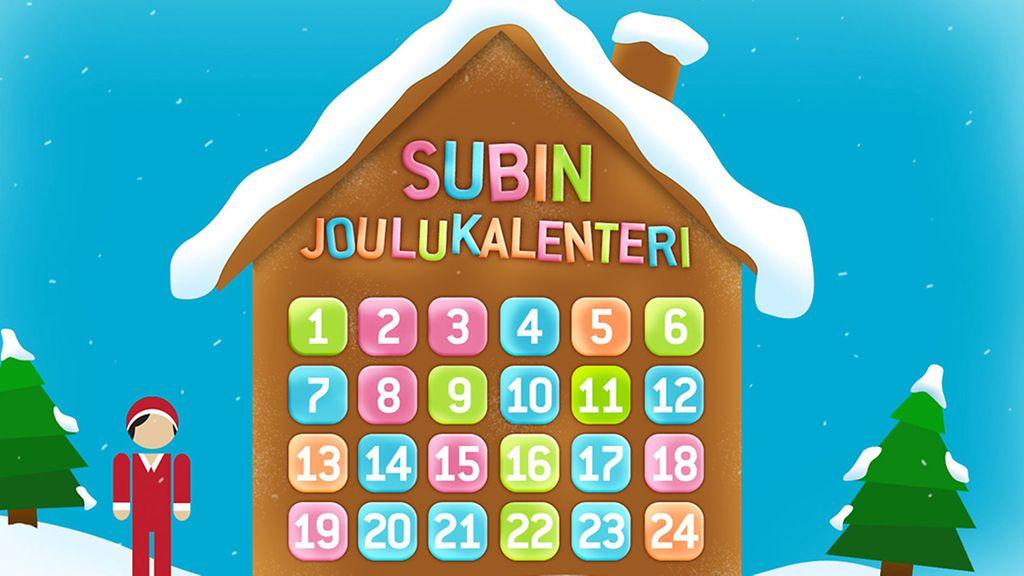 joulukalenteri 2018 netissä Subin erilainen joulukalenteri on korkattu!   Viihde   MTV.fi joulukalenteri 2018 netissä