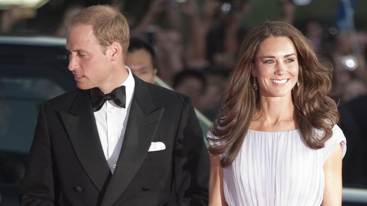 Prinssi William ja herttuatar Catherine