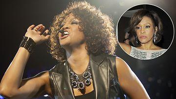 Whitney laihtui silmissä viime vuosina.