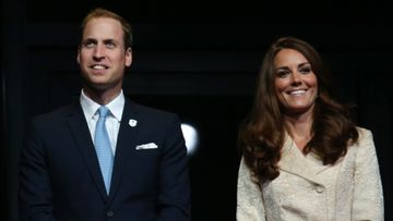 Prinssi William ja herttuatar Catherine
