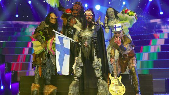 Lordin voittoa muisteltiin viisufinaalissa - Viihde - MTV.fi