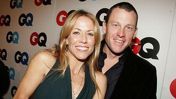 Sheryl Crow ja Lance Armstrong vuonna 2005.
