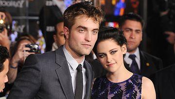 Kristen Stewart ja Robert Pattinson
