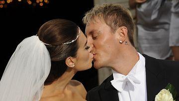 Sofia ja Niko menivät naimisiin.