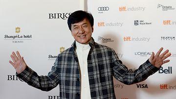 Jackie Chan vetäytyy elokuvista.
