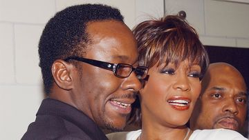 Bobby Brown ja Whitney Houston vuonna 2004.