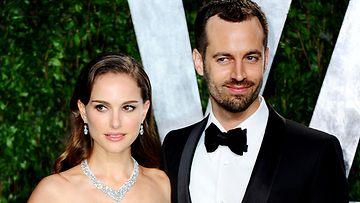 Natalie Portman ja Benjamin Millepied.