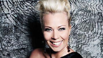 Laulaja Johanna Pakonen.