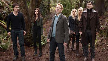 Twilight – Aamunkoi, osa 2 -elokuva saa ensi-iltansa marraskuussa.