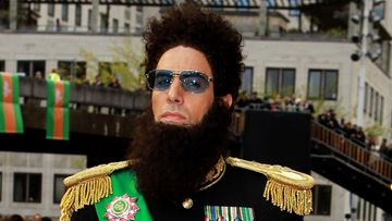 Sacha Baron Cohenin viimeisin roolihahmo on Wadiyan diktaattori Aladeen.
