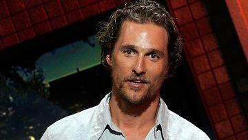 Matthew McConaughey on monen naisen unelma.