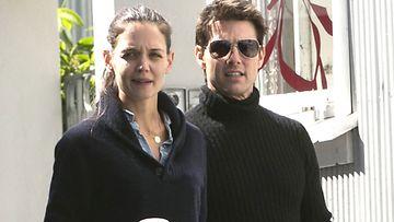 Katie Holmes ja Tom Cruise kuvattiin Reykjavikissa, Islannissa 16. kesäkuuta.
