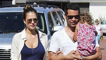 Jessica Alba ja Cash Warren saivat toisen tyttärensä.