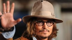 Johnny Depp on hulluna hattuihin.