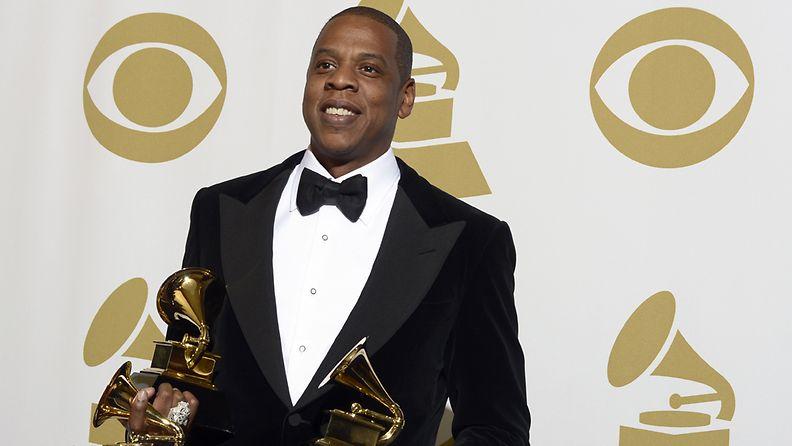 Jay-Z kahmi Grammyjä.