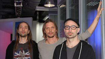 Von Hertzen Brothers nousi brittien rocklistalle - Viihde - MTV.fi