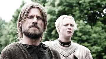 Jaime Lannisteria Game of Thronesissa esittävä Nikolaj Coster-Waldau.