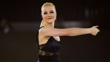 Kiira Korpi Arts on Ice -showssa.