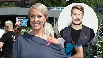 Elina Viitanen ja Lauri Kottonen aikovat mennä naimisiin ehkä jo ensi kesänä.