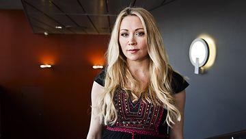 Anna Eriksson 10. huhtikuuta 2013.
