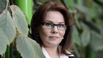 Nina Mikkonen.