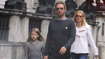 Gwyneth Paltrow, Chris Martin ja Apple-tytär.