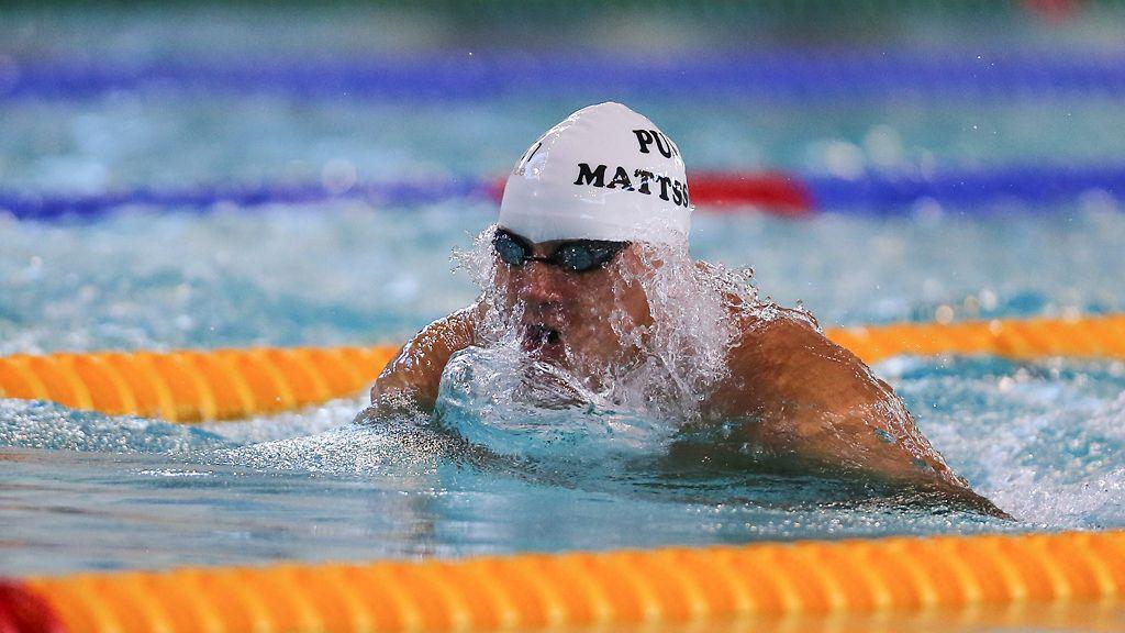 MM-mies Matti Mattsson on salskea uimarikomistus, katso kuvat! - Viihde - MTV.fi