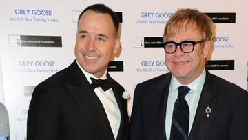 David Furnish ja Elton John