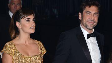 Penelope ja Javier saavat toisen lapsen.